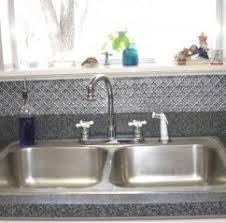 kitchen tin backsplash interior best tin backsplash images on tin tile backsplash canada