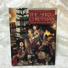 the spirit of christmas book 5 by leisure arts creative holiday