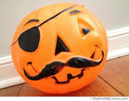 Vintage Halloween Decorations Halloween Pumpkin Buckets