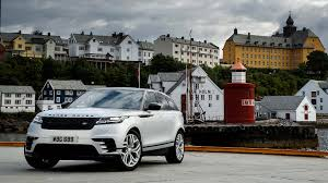 first range rover new range rover velar first drive motoring research