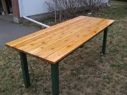 patio table by quietflyer lumberjocks com woodworking community