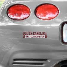 of south carolina alumni sticker south carolina gamecocks alumni car decal fanatics