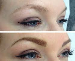 what you need to know about permanent eyebrow tattoos new beauty