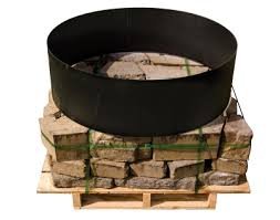 Fire Pit Parts by Rosetta Round Firepit