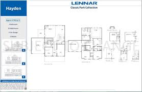 lennar floor plans 3238 vinemont dr lot 1574 thompsons station tn mls 1888962