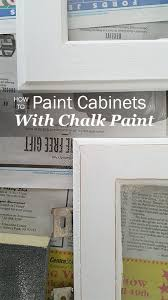 Kitchen Makeover Archives - Pros and cons of painting kitchen cabinets with chalk paint