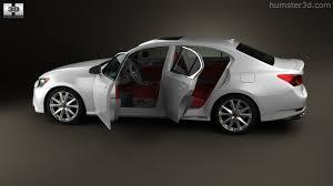 lexus sedan hybrid 2012 360 view of lexus gs f sport hybrid l10 with hq interior 2012 3d