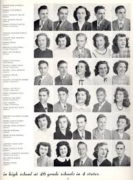 high school yearbook search 1948 high school yearbook page search fade to black