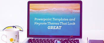 keynote themes compatible with powerpoint powerpoint templates and keynote themes that look great in 2016