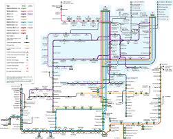 Train Map Boston by Map Of London Commuter Rail Stations U0026 Lines