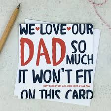 funniest s day cards we our so much fathers day card by wink design