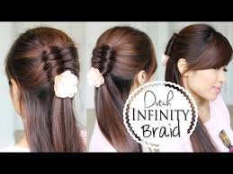 hairstyles for long hair at home videos youtube crochet braid ponytail hairstyle for medium long hair tutorial