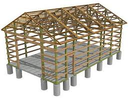 How To Build A Pole Shed Roof by 77 Best Pole Barn Homes Images On Pinterest Pole Barns Pole