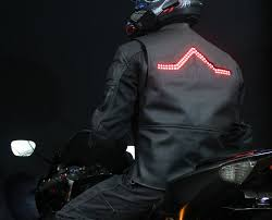 motorcycle gear jacket backflare motorcycle jackets vests and gear led motorcycle