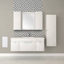48 2 door 1 drawer floating vanity cutler kitchen bath a contour white driftwood spring blossom