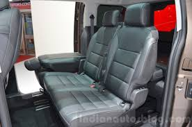 toyota proace verso toyota proace verso rear seat at the 2016 geneva motor show