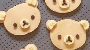 Nerdy Nummies Halloween Cakes Rilakkuma Bear Pancakes Nerdy Nummies Youtube