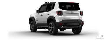 jeep renegade branco 3dtuning of jeep renegade suv 2015 3dtuning com unique on line