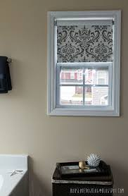 Ikea Window Treatments by Hous Love Dog Blog Ikea Hack Fabric Covered Tupplur Blinds