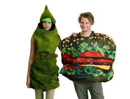 Turd Halloween Costume Halloween Whopper Green Couples U0027 Costume