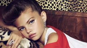 cherish preteens model 10 year old model s grown up look high fashion or high risk