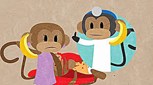 Bed Song Five Little Monkeys Jumping On The Bed Children Nursery Rhyme