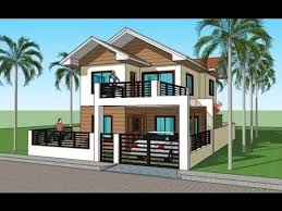 2 floor indian house plans home designs in india design ideas