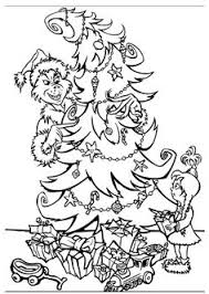 grinch coloring pages print baby grinch colouring pages