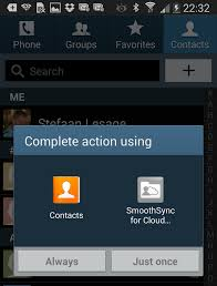 sync icloud contacts with android devices itutor podcast