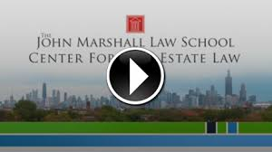 the center for real estate law the john marshall law in
