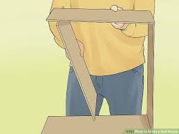 Barbie Dollhouse Plans How To by 4 Ways To Make A Doll House Wikihow