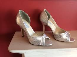 wedding shoes exeter ivory wedding shoes size 4 5 local classifieds buy and sell in
