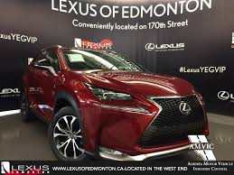 lexus red 2016 lexus red nx 200t awd f sport series 2 in depth review