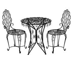 Cast Iron Bistro Table And Chairs Dashing Hlc Outdoor Cast Iron Patio Furniture Set Then Table With