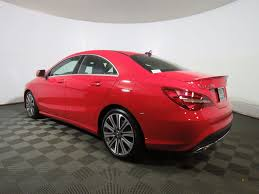 used mercedes cla 2018 used mercedes benz cla cla 250 4matic coupe at mercedes benz