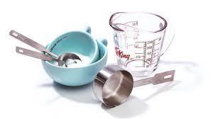 unit de mesure cuisine unité de mesure