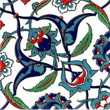 Ottoman Tiles Gc38 Ottoman Tiles