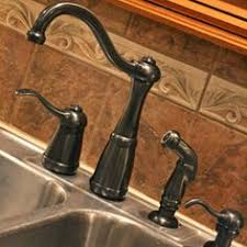 Brushed Bronze Faucets Clean Oil Rubbed Bronze Fixtures Oil Rubbed Bronze Oil And Kitchens