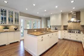 Antique White Kitchen Cabinets Image Of Best Antique White Paint Pictures Of Kitchens Traditional Off White Antique Kitchen