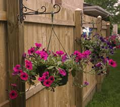 Decorate Your Fence Outdoor Decor