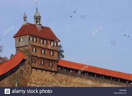 stuttgart castle esslingen castle esslingen near stuttgart germany stock photo