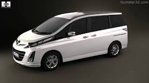 new mazda van mazda biante 2012 by 3d model store humster3d com youtube
