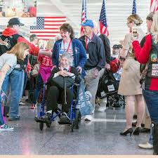 wwii vets travel to dc to receive a nation u0027s thanks cape cod