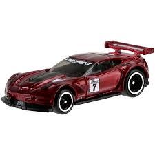 hotwheels corvette wheels diecast 1 64 scale corvette c7 r vehicle walmart com