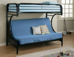 metal bunk beds twin over full powell company kids furniture photo