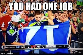 12th Man Meme - 12th man flag well kinda daily snark