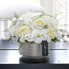 luxury flowers luxury flower delivery hydrangea orchid isle of wight flowers