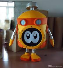 mascot costumes for halloween oisk custom android robot mascot costume commercial performance
