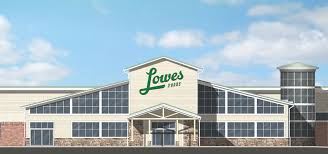 at new shopping center in works lowes foods set to open by may