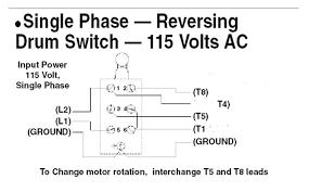 diagrams 1200800 single phase reversing motor wiring diagram u2013 ac